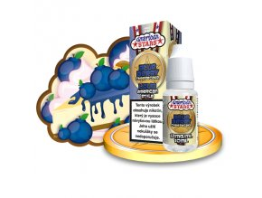 E-liquid American Stars 10ml / 12mg: Blueberry Cheesecake