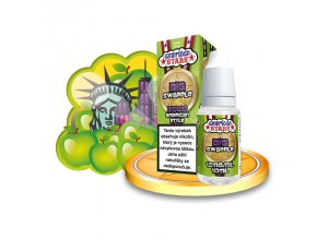 E-liquid American Stars 10ml / 12mg: Big Swapple