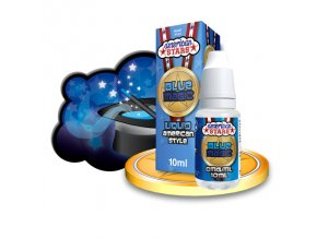 E-liquid American Stars 10ml / 0mg: Blue Magic