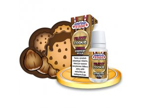 E-liquid American Stars 10ml / 6mg: Nutty Buddy Cookie