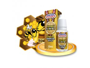 E-liquid American Stars 10ml / 0mg: Honey Hornet