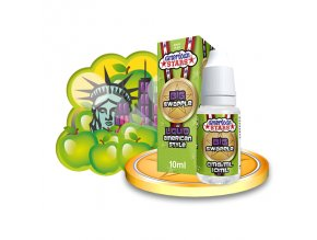 E-liquid American Stars 10ml / 0mg: Big Swapple