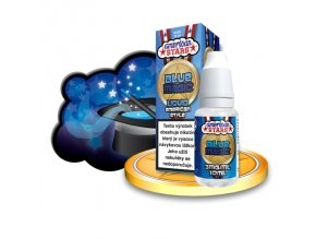 E-liquid American Stars 10ml / 3mg: Blue Magic