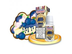 E-liquid American Stars 10ml / 3mg: Blueberry Cheesecake