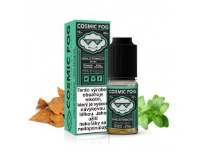 98372 e liquid cosmic fog 10ml 0mg chill d tobacco mentolovy tabak
