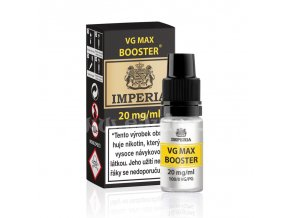 Booster báze Imperia VG Max (0/100): 10ml / 20mg