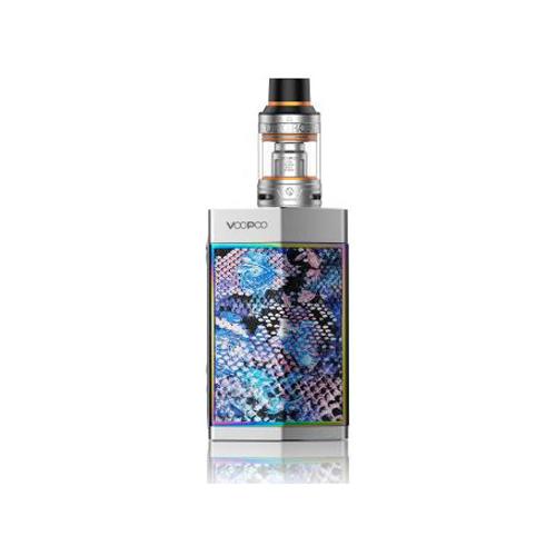 Elektronický grip: VooPoo Too 180W Kit s UFORCE (Silver Raisin)