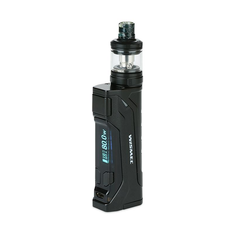 Elektronický grip: WISMEC CB-80 Kit s AMOR NS Pro (Černý)