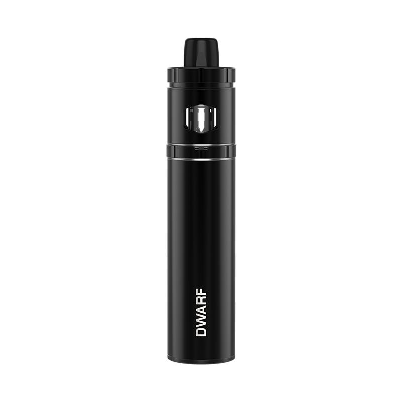 Elektronická cigareta VapeOnly Dwarf AIO (1500mAh) (Černá)