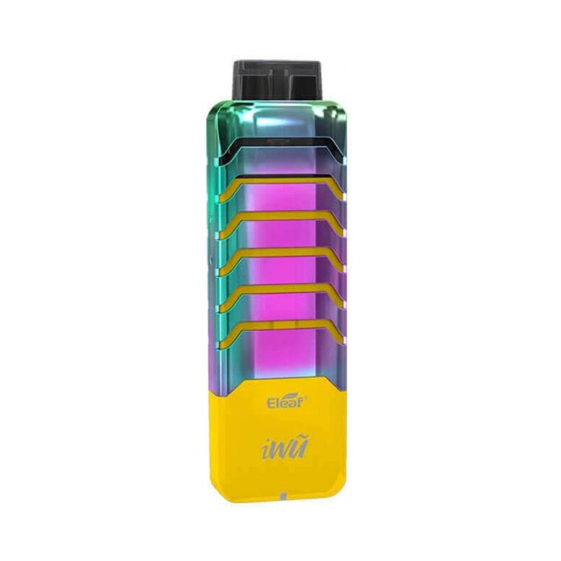 Elektronická cigareta: Eleaf iWu Pod Kit (700mAh) (Dazzling Yellow)