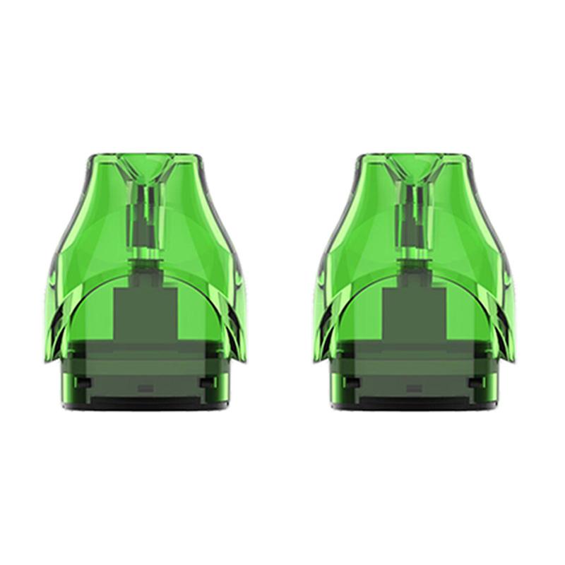 Náhradní cartridge pro CoilArt Mino Pod (Zelená) (2ks)