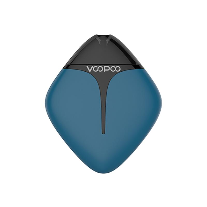 Elektronická cigareta: VooPoo Finic Fish Pod Kit (350mAh) (Blue)