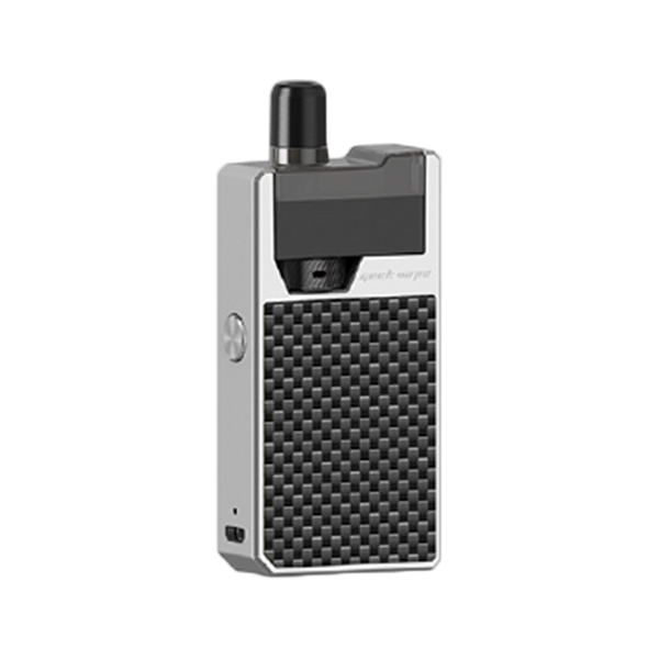 Elektronická cigareta: GeekVape Frenzy Pod Kit (950mAh) (Silver Carbon Fiber)