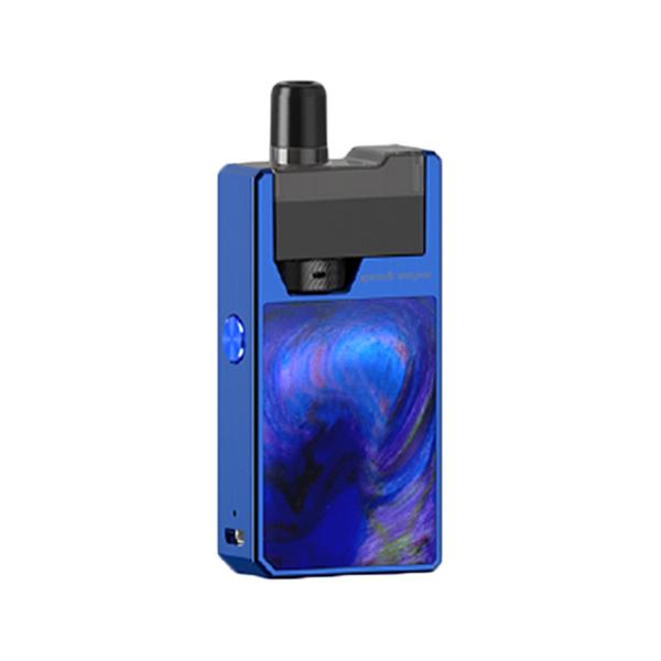 Elektronická cigareta: GeekVape Frenzy Pod Kit (950mAh) (Blue Azure)