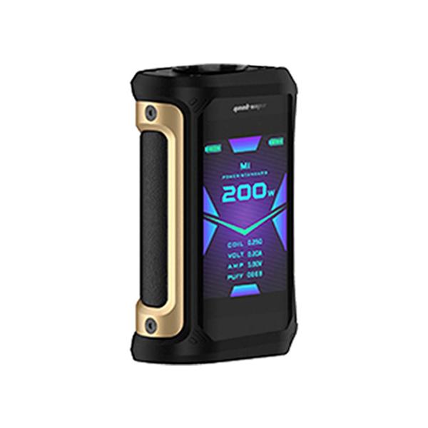 Elektronický grip: GeekVape Aegis X Mod (Gold & Black)