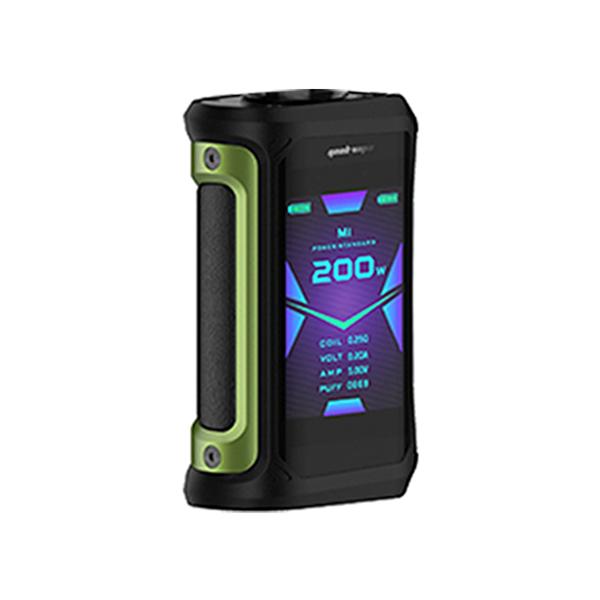 Elektronický grip: GeekVape Aegis X Mod (Green & Black)
