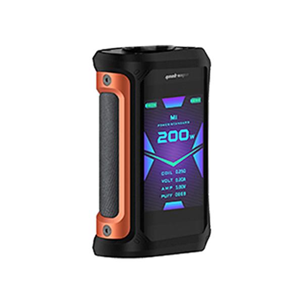 Elektronický grip: GeekVape Aegis X Mod (Signature Orange)