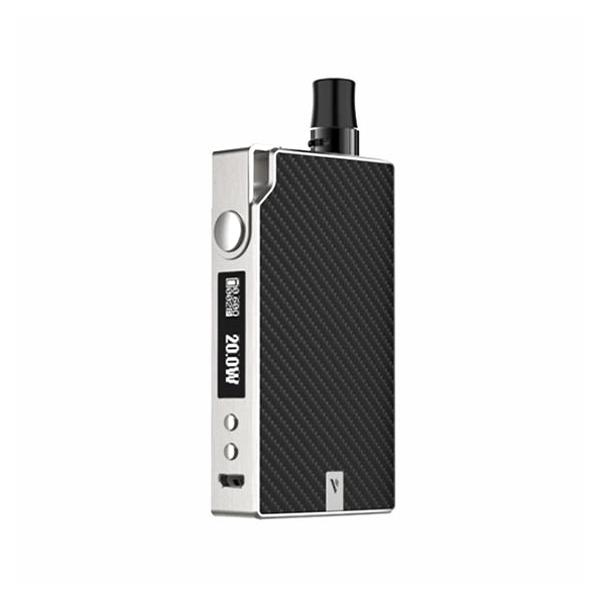 Elektronická cigareta: Vaporesso Degree Pod Kit (950mAh) (Silver Carbon Fiber)