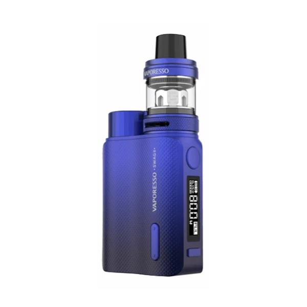 Elektronický grip: Vaporesso Swag II Kit s NRG PE (Modrý)