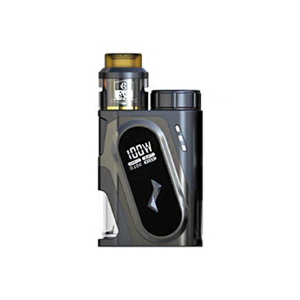 Elektronický grip: IJOY CAPO SRDA Squonker Kit (Gun Metal)