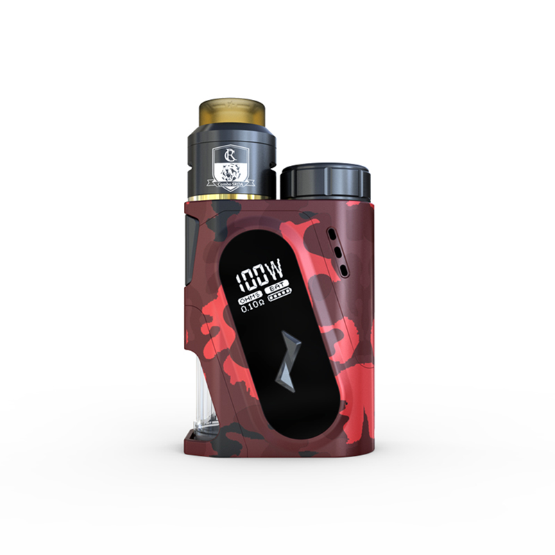 Elektronický grip: IJOY CAPO SRDA Squonker Kit (Inferno)