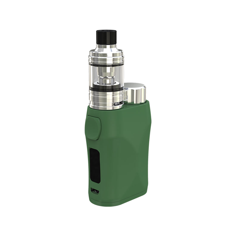 Elektronický grip: Eleaf iStick Pico X Kit s Melo 4 D22 (Zelený)