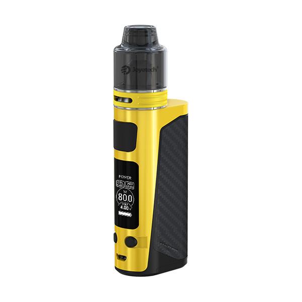 Elektronický grip: Joyetech eVic Primo SE Kit s ProCore SE (Žlutý)