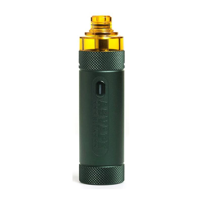 Elektronická cigareta: Asvape Hita Pod Kit (1000mAh) (Dark Green)