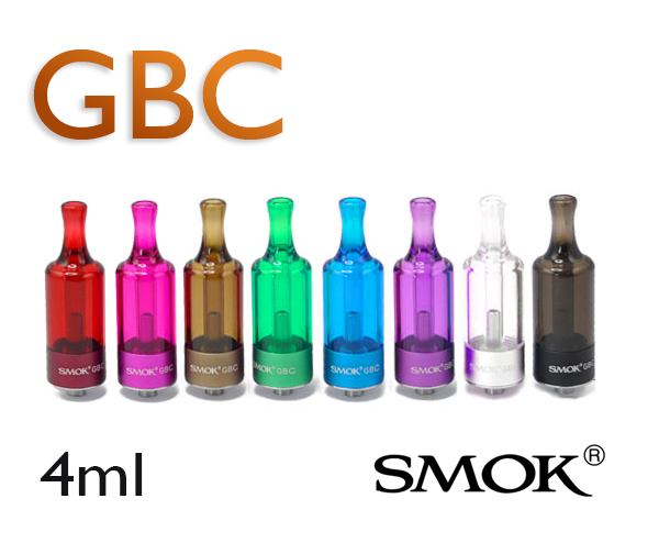 Clearomizer Smoktech GBC 4ml (1.8ohm) (Růžový)