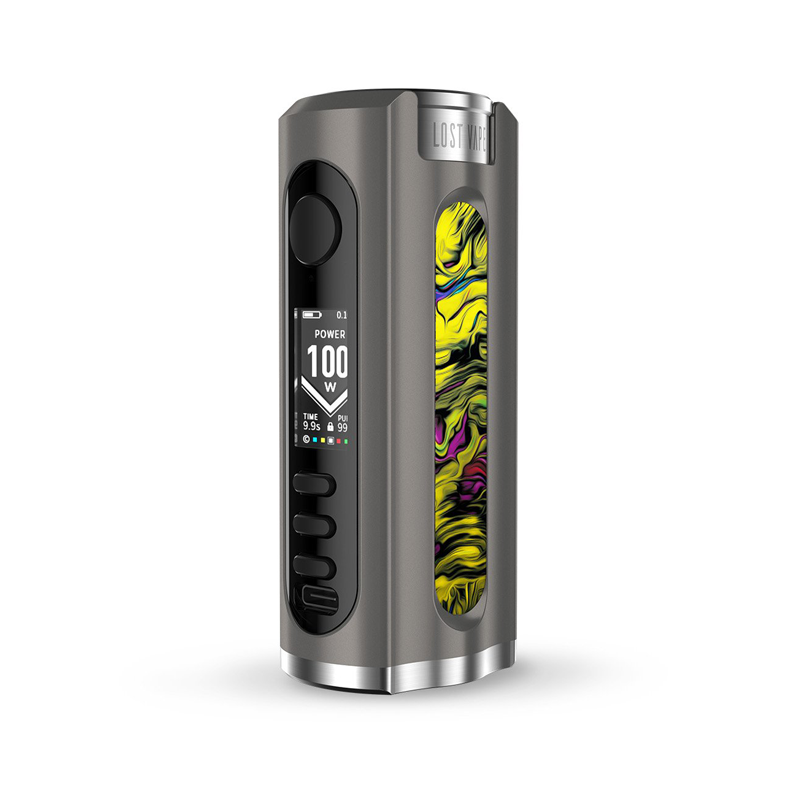 Elektronický grip: Lost Vape Grus Mod (Gunmetal / Puzzling)