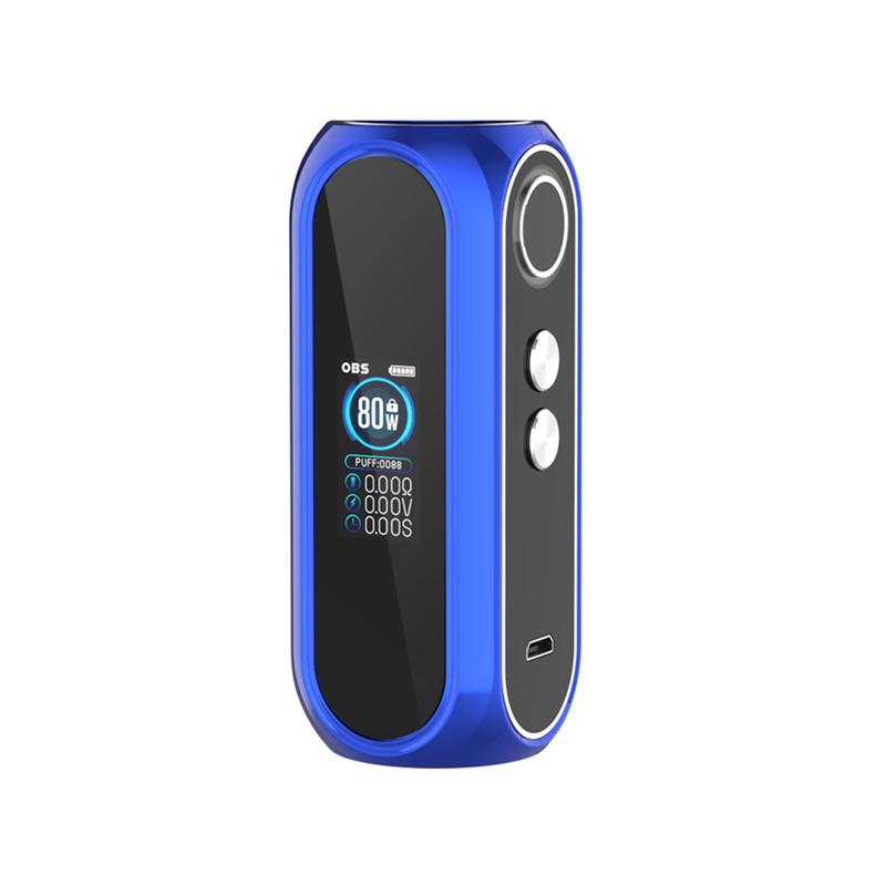 Elektronický grip: OBS Cube Pro FP Mod (3000mAh) (Modrý)