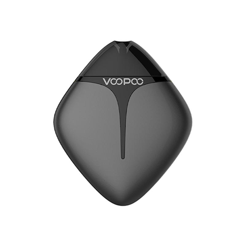 Elektronická cigareta: VooPoo Finic Fish Pod Kit (350mAh) (Dark Grey)