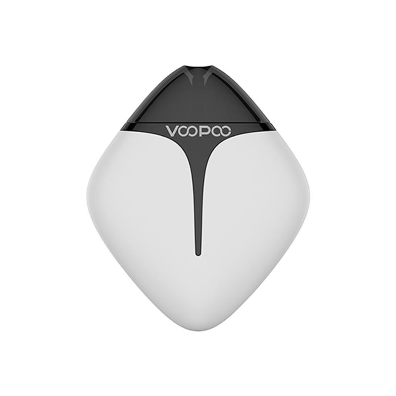 Elektronická cigareta: VooPoo Finic Fish Pod Kit (350mAh) (White)