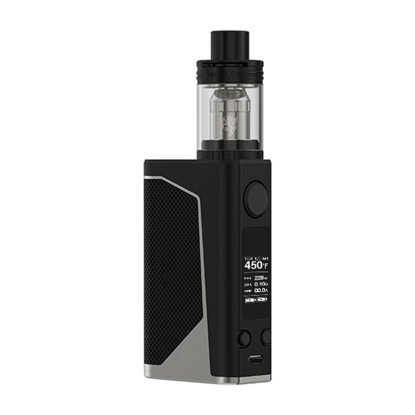 Elektronický grip: Joyetech eVic Primo 2.0 (228W) Kit s Unimax 2 (Černo-stříbrný)
