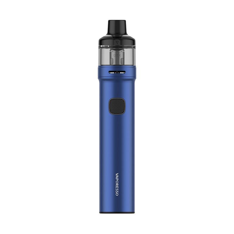 Elektronická cigareta: Vaporesso GTX GO 80 Pod Kit (3000mAh) (Modrá)