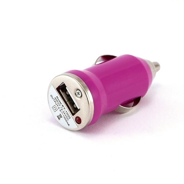 Microcig Autonabíječka | 12V | Mini | Fialová + DÁREK ZDARMA