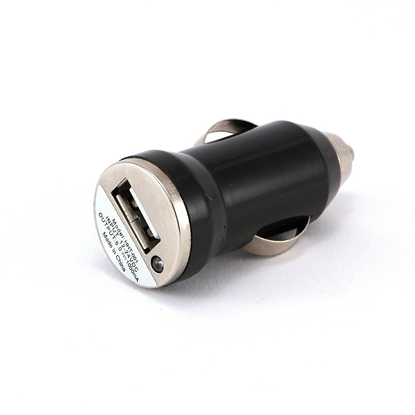 Microcig Autonabíječka | 12V | Mini | Černá + DÁREK ZDARMA