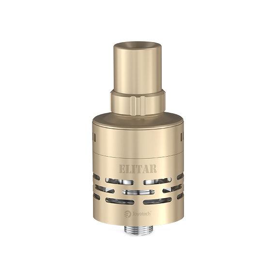 Joyetech Elitar clear 2ml Full Kit zlatý