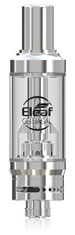 Eleaf Clearomizér GS BASAL Brushed Silver 1,8ml