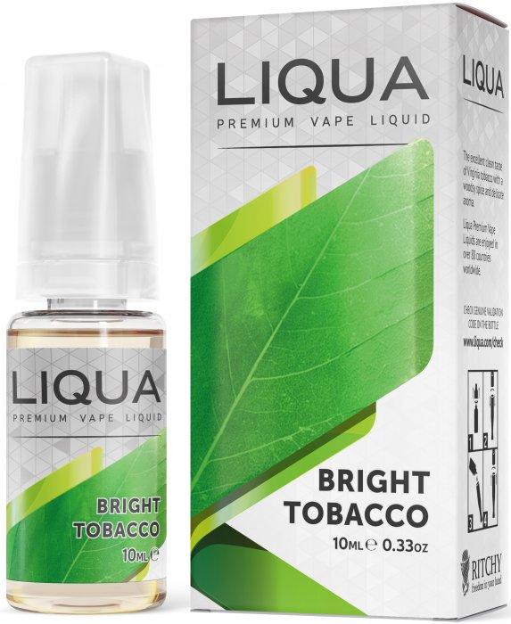 Ritchy Liqua LIQUA Elements Bright Tobacco 10ml-0mg