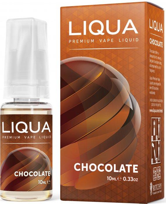 Ritchy Liqua LIQUA Elements Chocolate 10ml 0mg