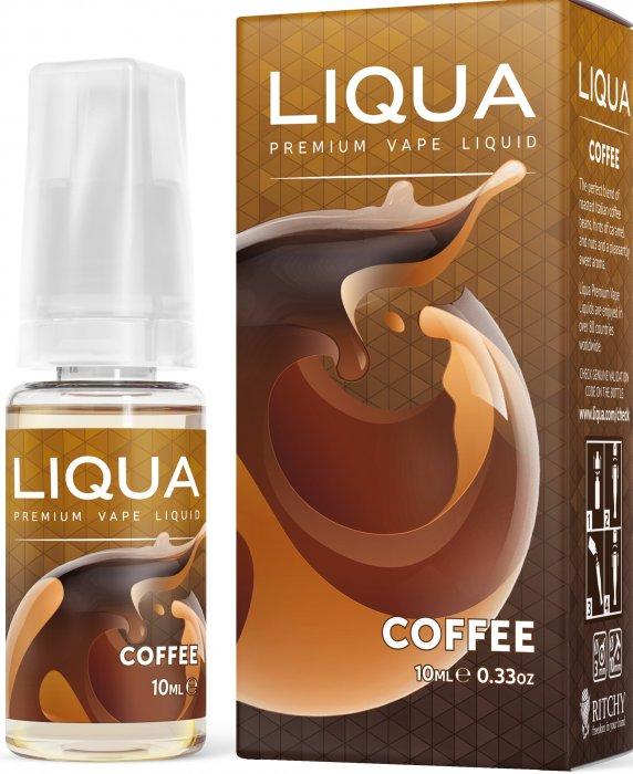 Ritchy Liqua LIQUA Elements Coffee 10ml 0mg