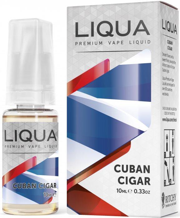 Ritchy Liqua LIQUA Elements Cuban Tobacco 10ml 0mg