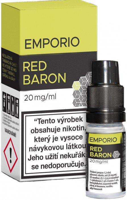Emporio Salt Red Baron 10 ml 20 mg