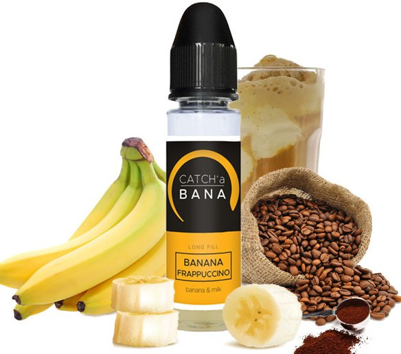 Imperia Catch'a Bana Banana Frappuccino