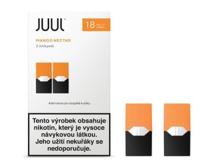 JUUL Labs Inc. Cartridge Mango Nectar 18mg 2ks