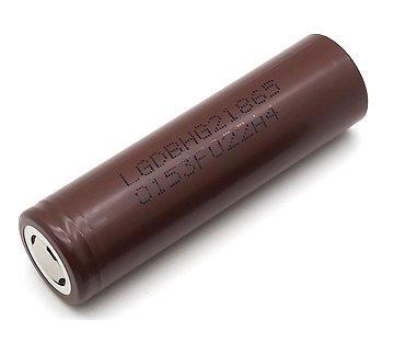 LG HG2 baterie typ 18650 3000mAh 35A + dárek zdarma