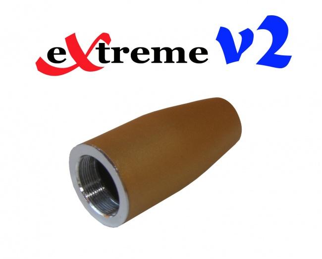 Kónusový kryt atomizéru eXtreme v2 (Zlatý matný)