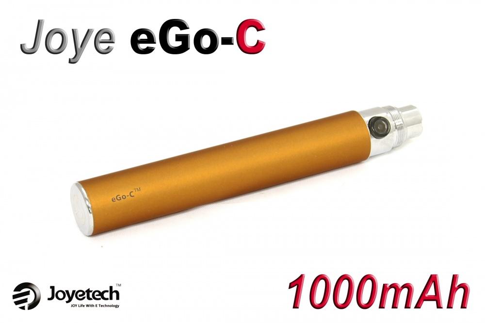 [!Doprodej] - Baterie Joyetech eGo-C - (1000mAh) (Copper) - UPGRADE