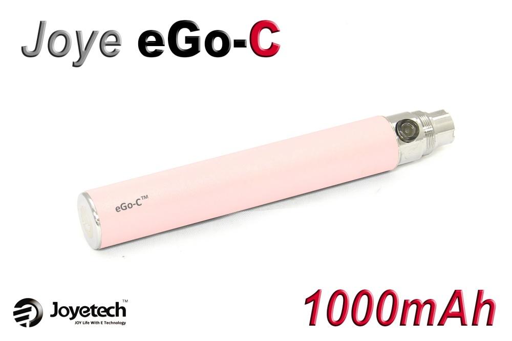 [!Doprodej] - Baterie Joyetech eGo-C - (1000mAh) (Růžová) - UPGRADE